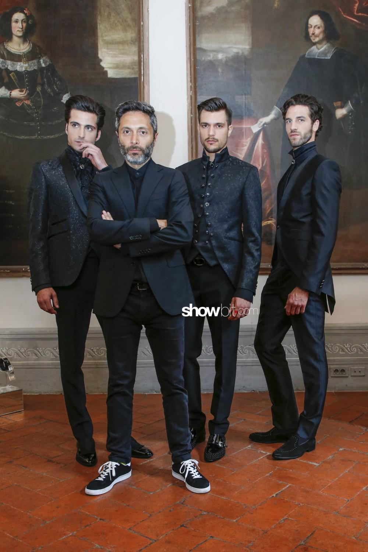 Carlo Pignatelli Man Spring Summer 2019 Firenze