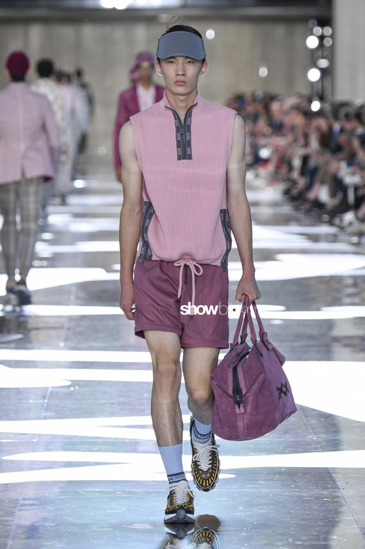 Ermenegildo Zegna Man Spring Summer 2019 Milan