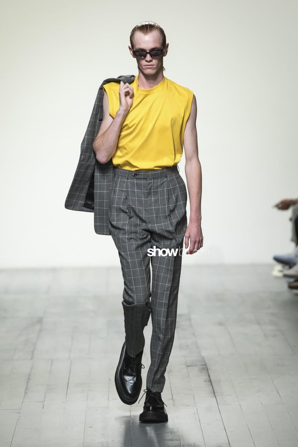 John Lawrence Sullivan Man Spring Summer 2019 London