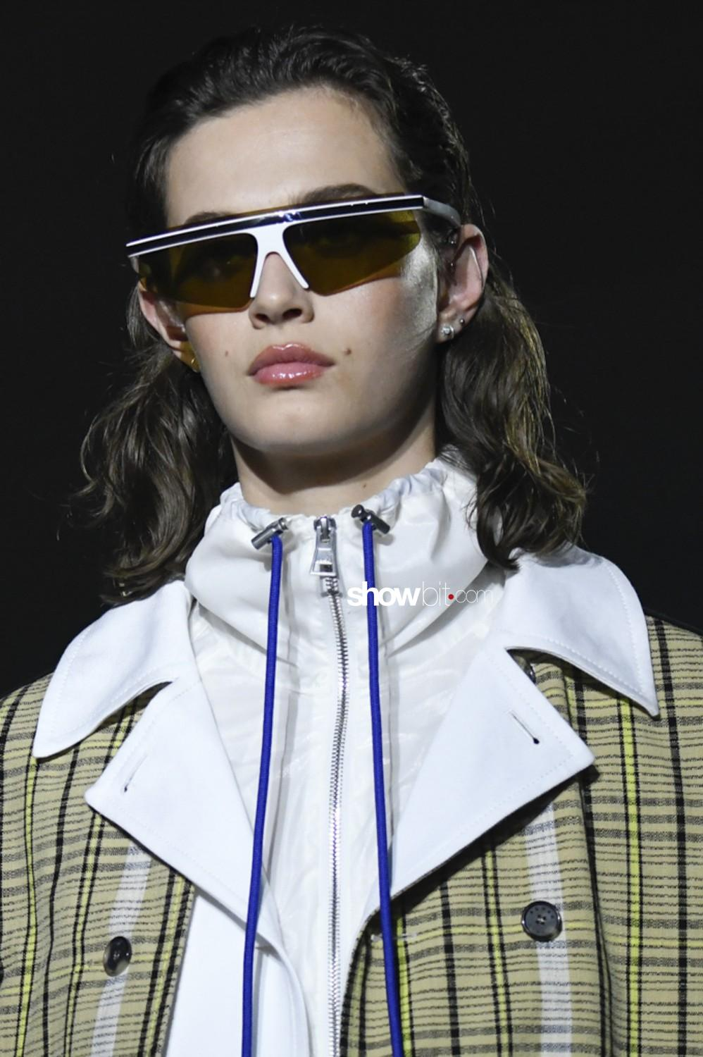 Kenzo close-up Woman Man Spring Summer 2019 Paris