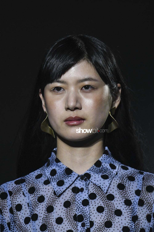 Kenzo close-up Woman Man Spring Summer 2019 Paris