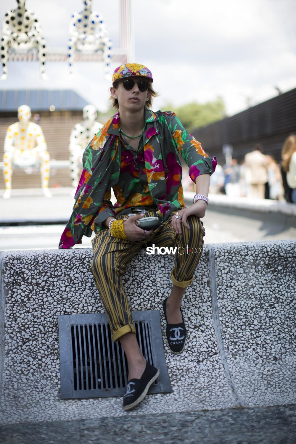 Pitti Uomo people Man Spring Summer 2019 Firenze