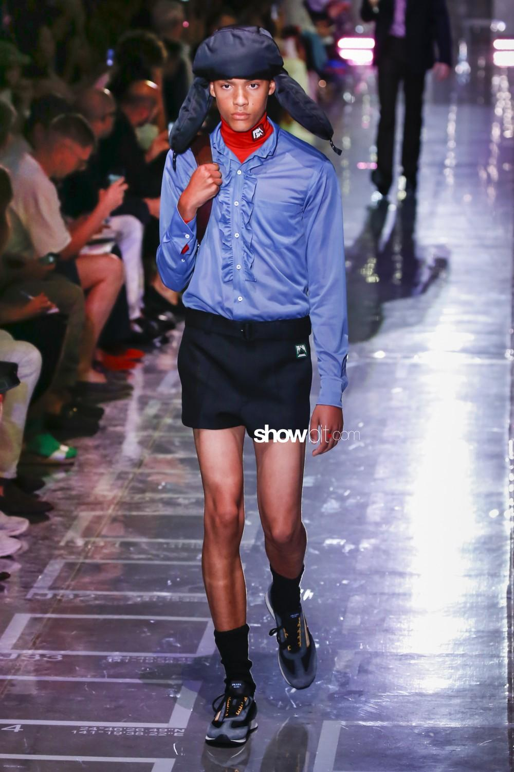 Prada Men Spring Summer 2019 Milan