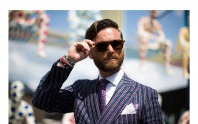 Appuntamento con l'Eccellenza della Moda Uomo: Firenze