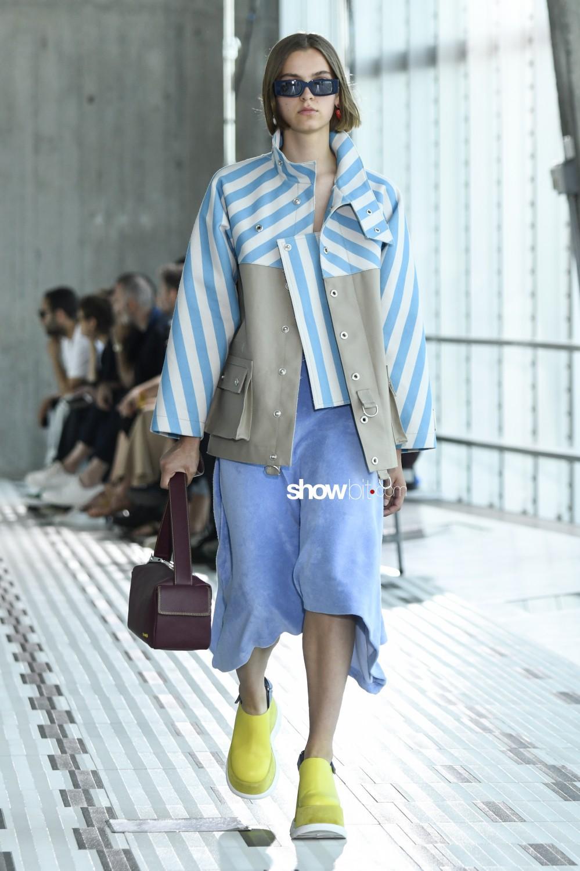 Sunnei Woman Man Spring Summer 2019 Milan