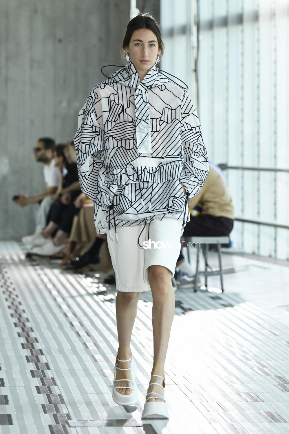 Sunnei Woman Man Spring Summer 2019 Milan