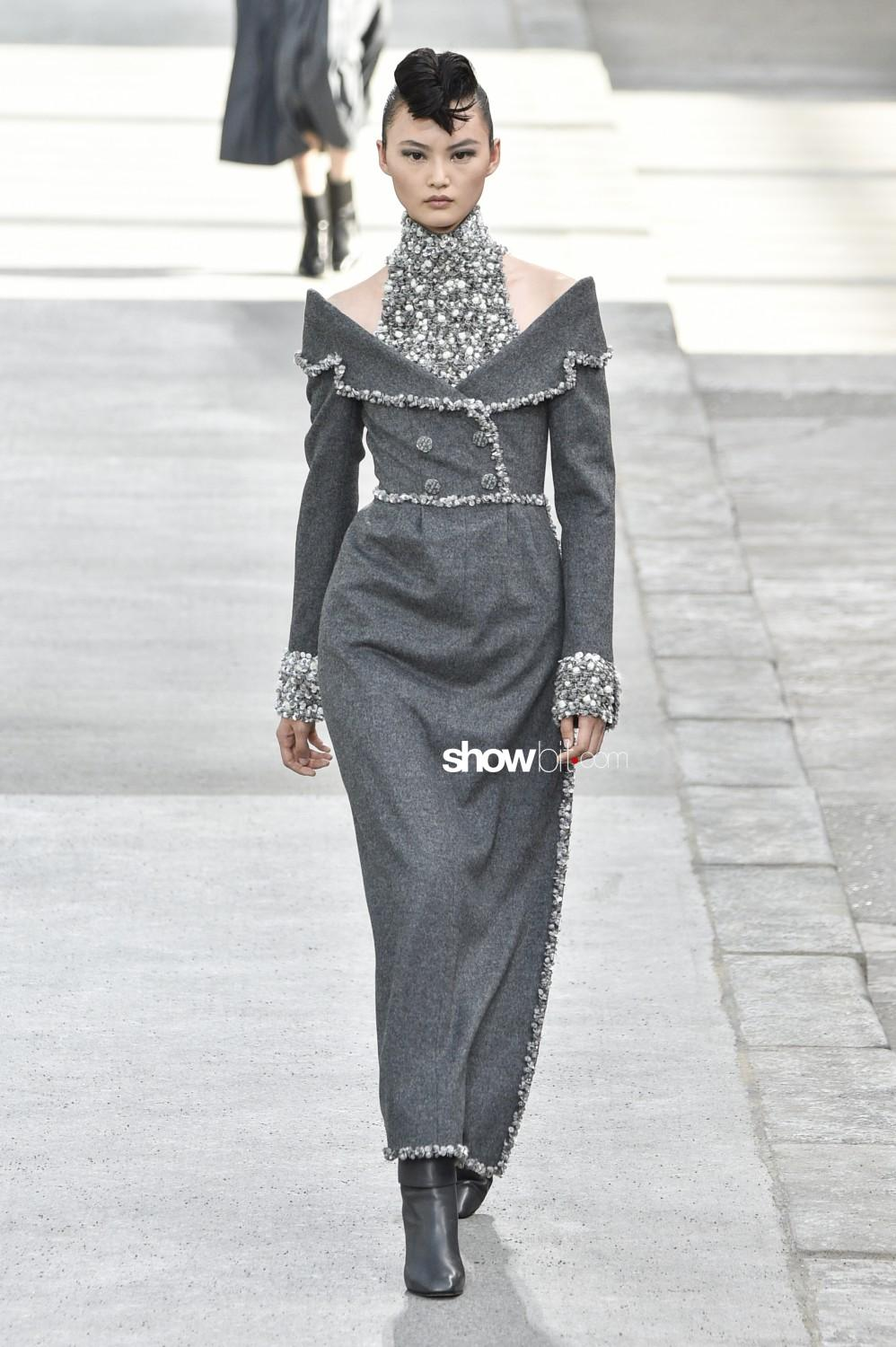 Chanel Haute Couture Fall Winter 2018 Paris