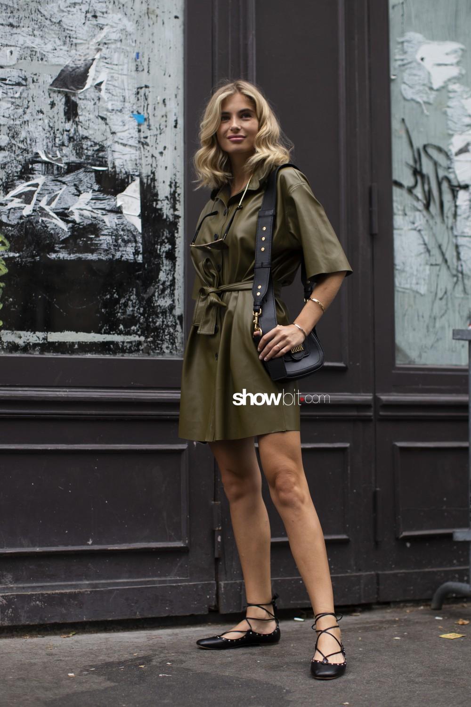 Iris Van Herpen people Haute Couture Fall Winter 2018 Paris