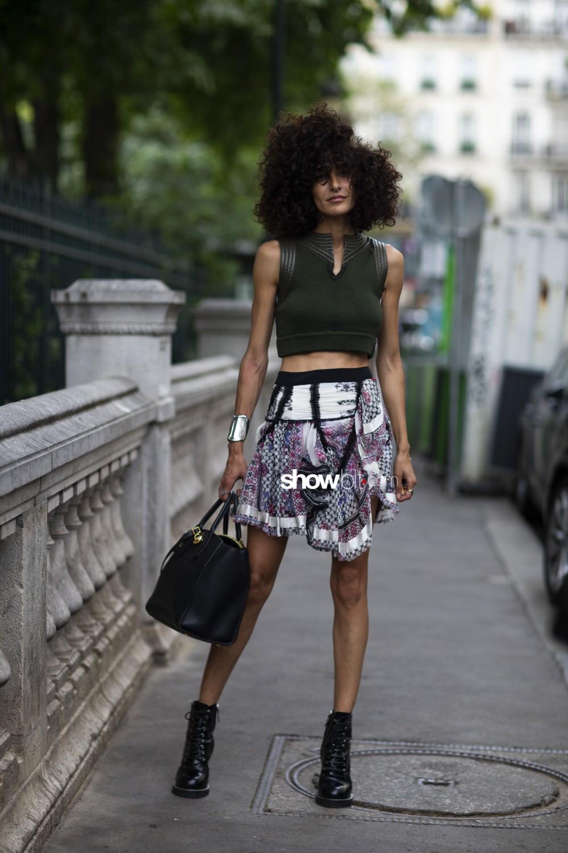 Jean Paul Gaultier people Haute Couture Fall Winter 2018 Paris
