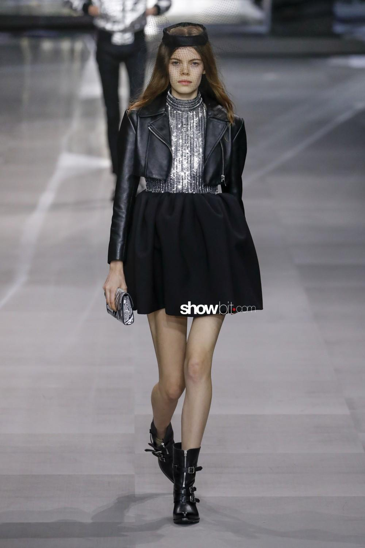 Celine Woman Man Spring Summer 2019 Paris