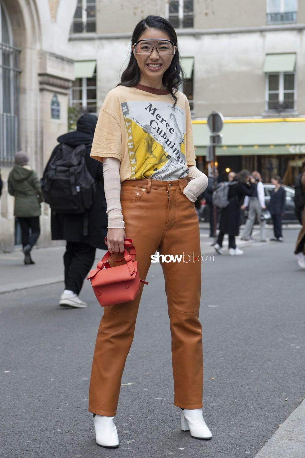 Acne Studios people Man Fall Winter 2019 2020 Paris