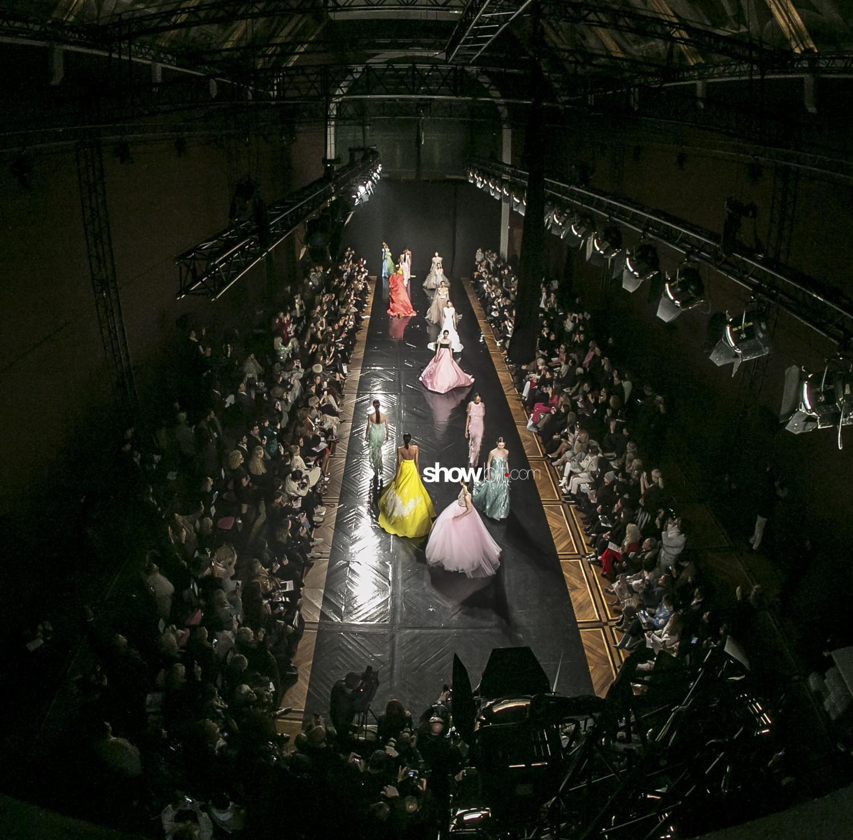 Celia Kritharioti scenery Haute Couture Spring Summer 2019 Paris