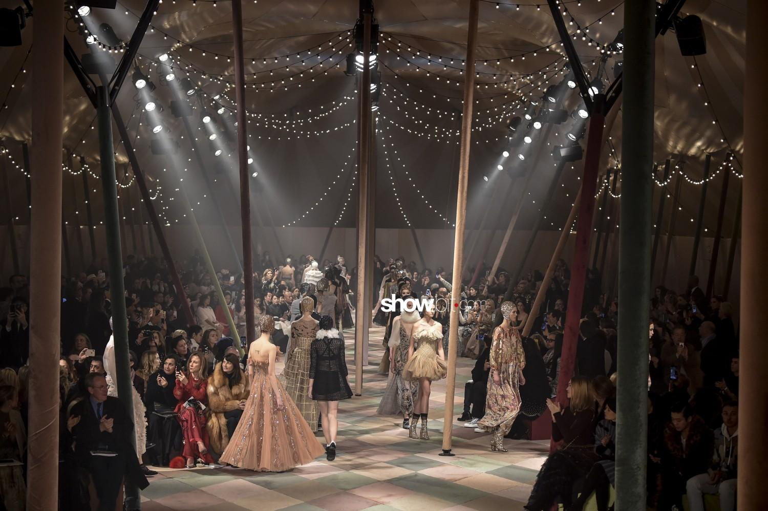 Christian Dior scenery Haute Couture Spring Summer 2019 Paris
