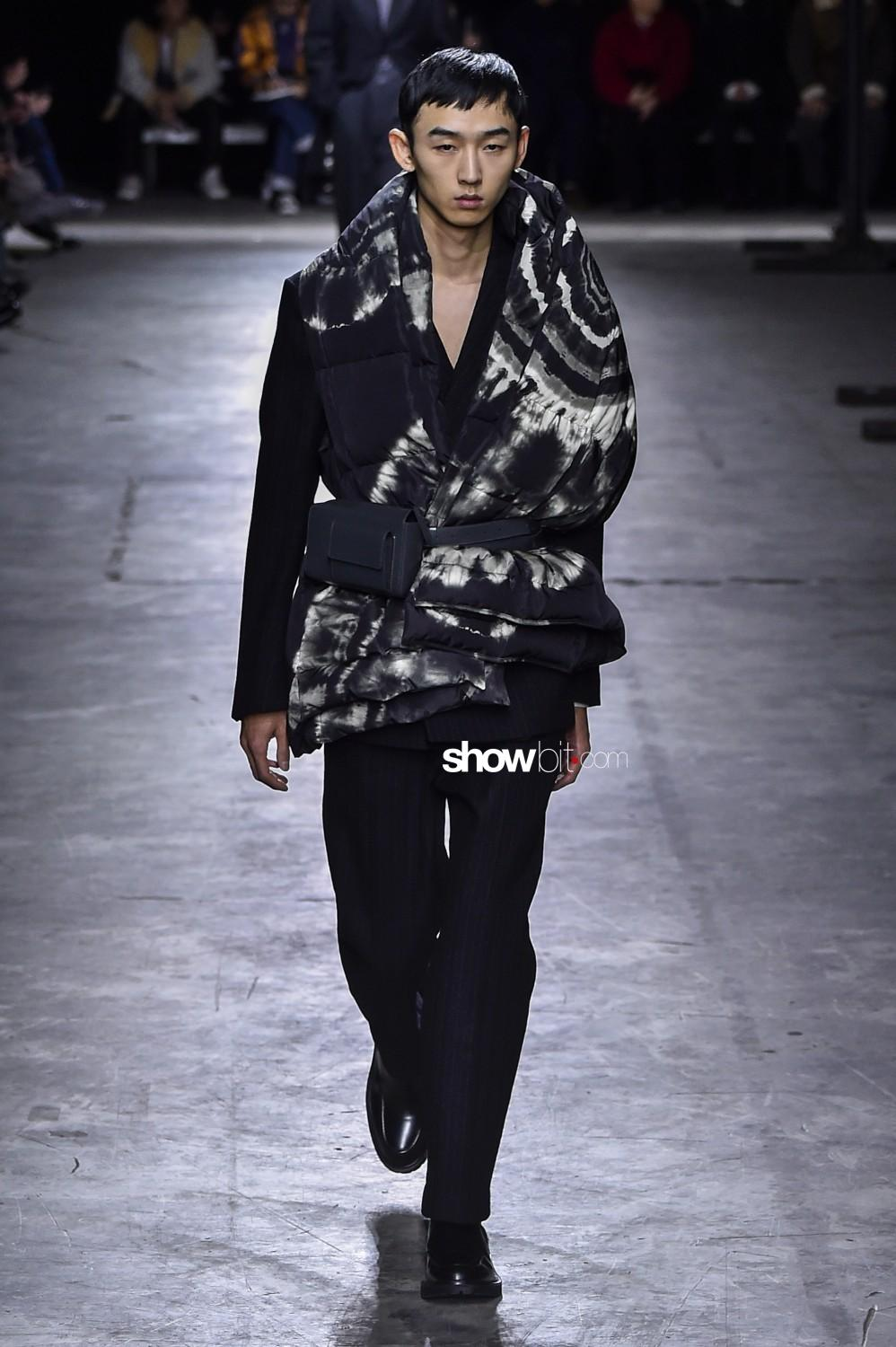 Dries Van Noten Man Fall Winter 2019 2020 Paris