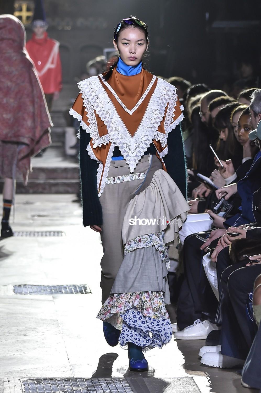 Facetasm Man Fall Winter 2019 2020 Paris