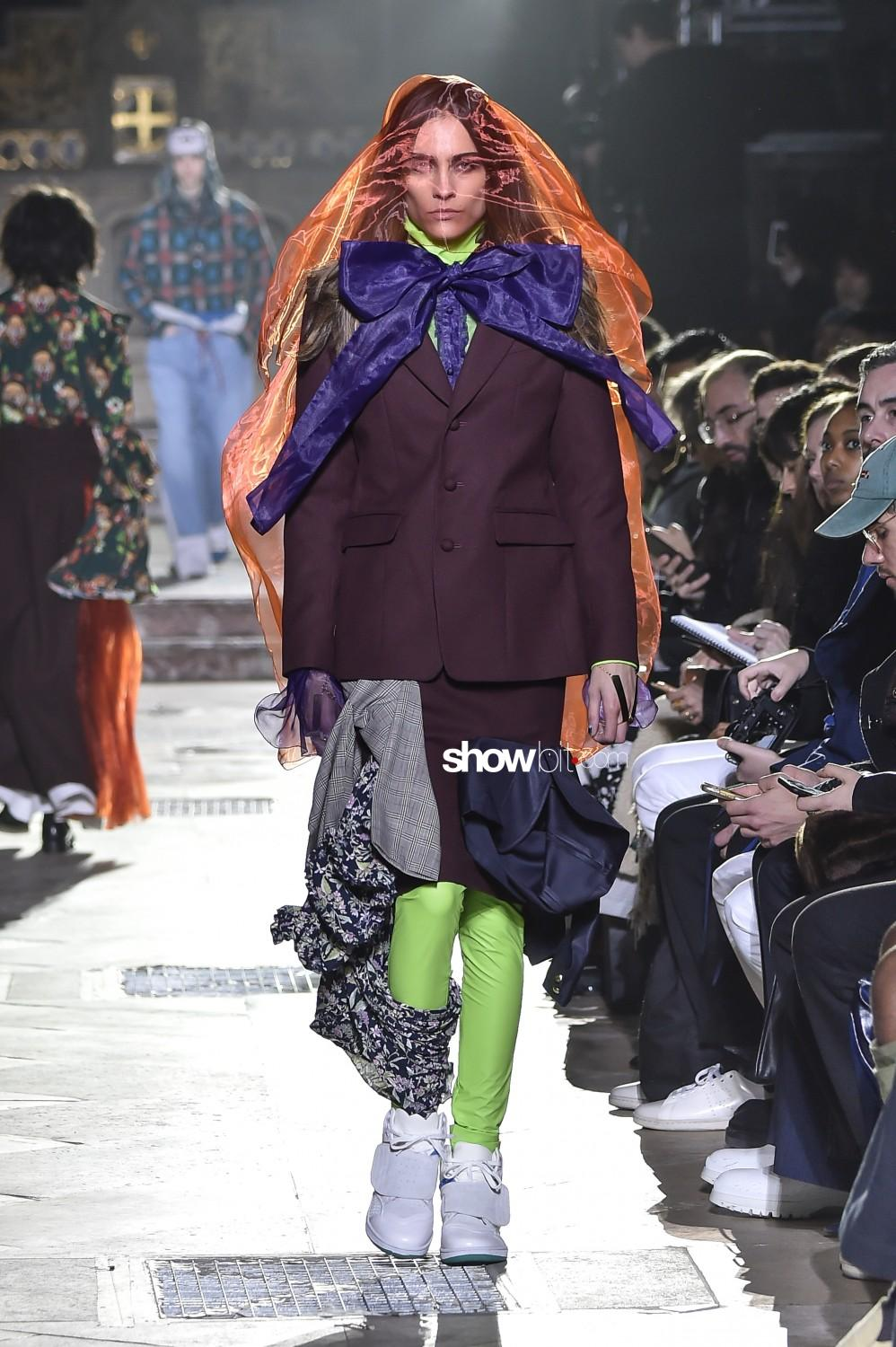 Facetasm Man Fall Winter 2019 2020 Paris