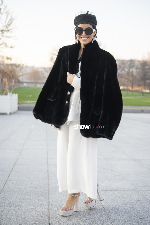 Maison Rabih Kyrouz people Haute Couture Spring Summer 2019 Paris