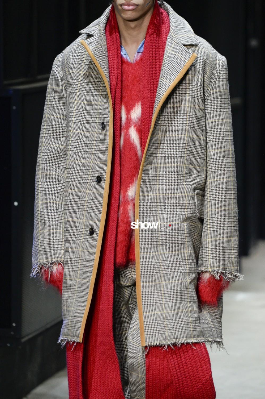 Marni close up details Man Fall Winter 2019 Milano
