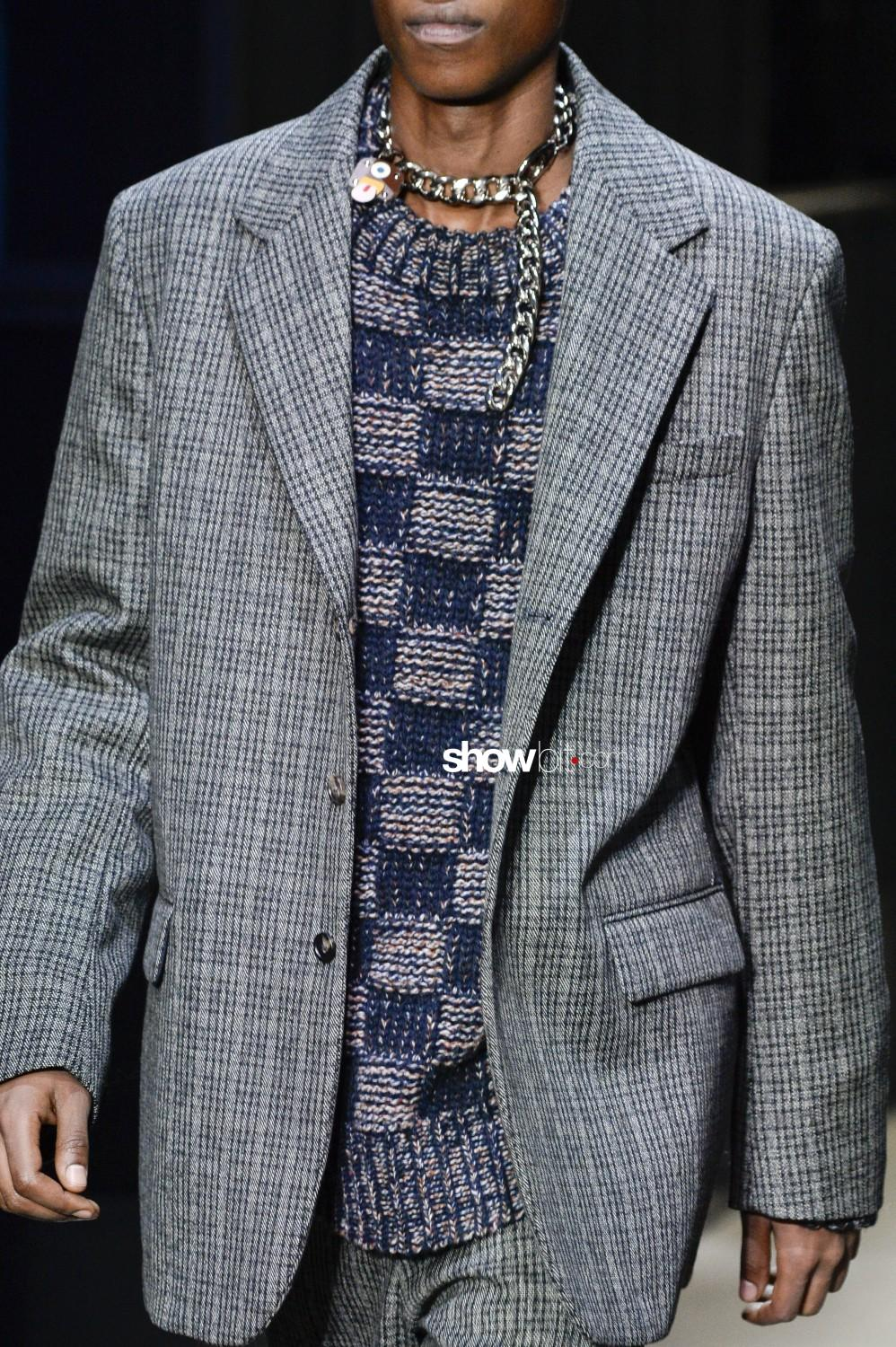 Marni close up details Man Fall Winter 2019 Milano
