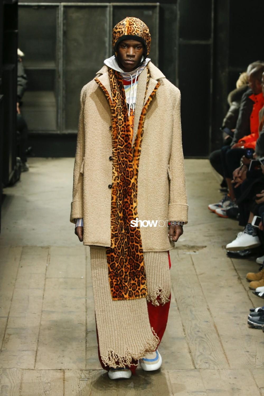 Marni Man Fall Winter 2019 Milano