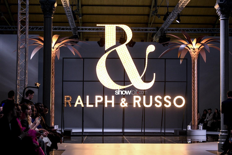 Ralph&Russo scenery Haute Couture Spring Summer 2019 Paris