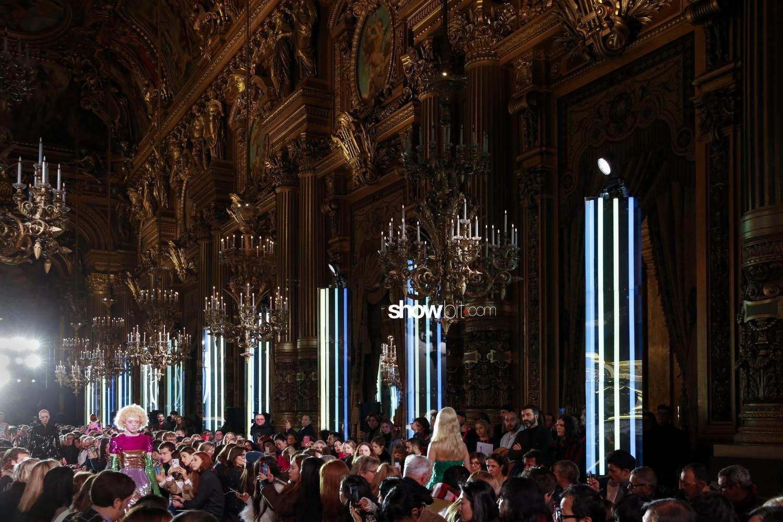 Schiaparelli scenery Haute Couture Spring Summer 2019 Paris