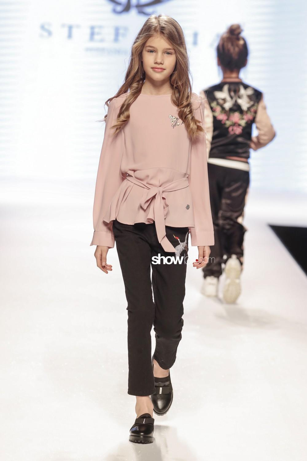 Stefania Pinyagina Kids Fall Winter 2019 2020 Firenze