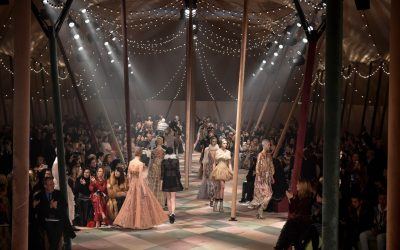 Paris Couture Week: Sceneries on centre stage