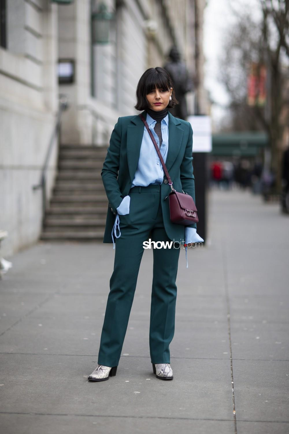 The Best Street Style pictures from New York Fashion Week