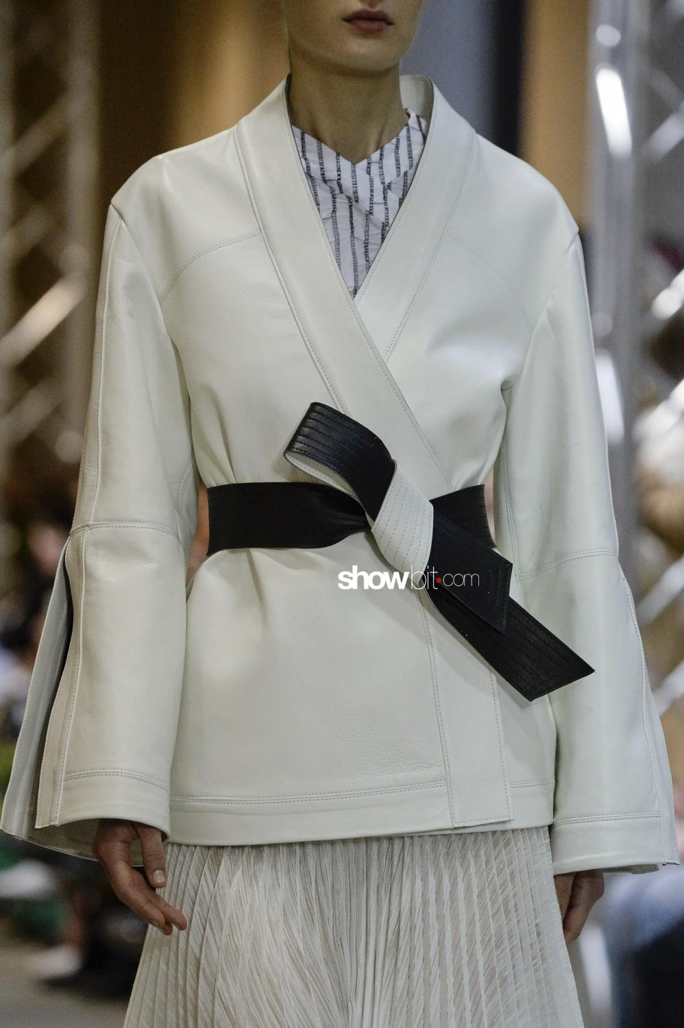 Cristiano-Cristiano Burani close-up Women Fall Winter 2019 2020 Milano