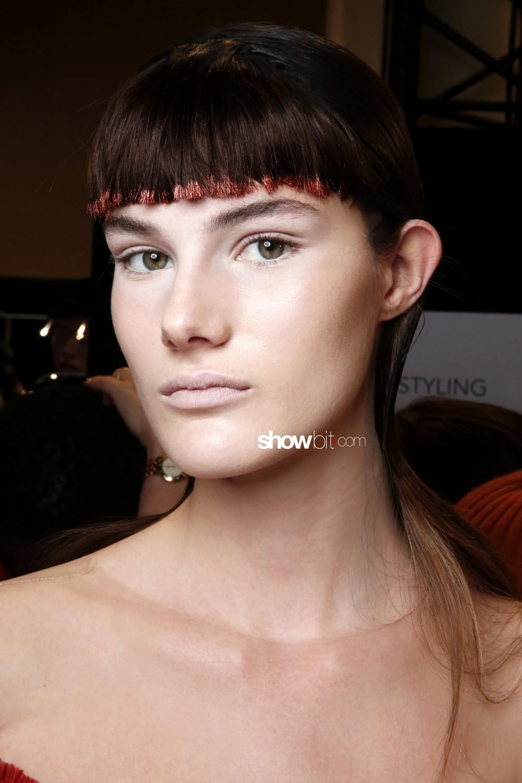 Iris Van Herpen beauty backstage Haute Couture Spring Summer 2019 Paris