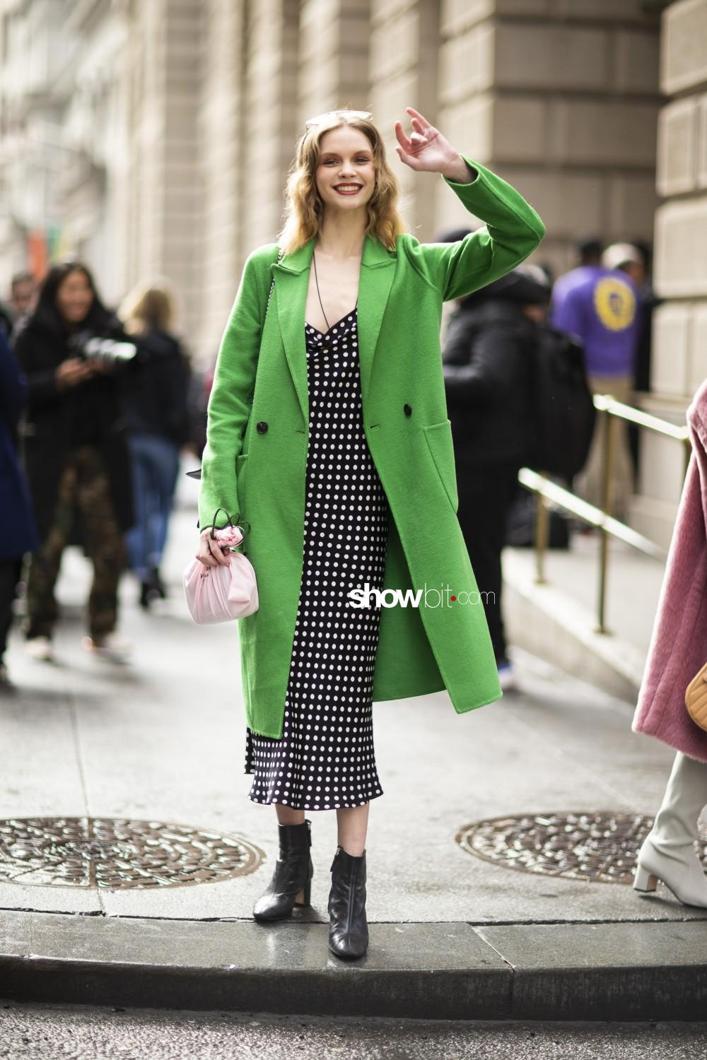 Kate Spade people Women Fall Winter 2019 2020 New York