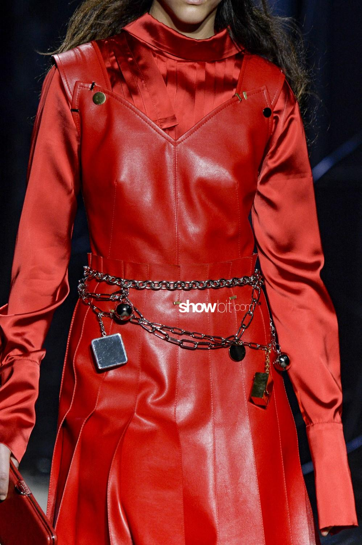 Marni close-up Women Fall Winter 2019 2020 Milano