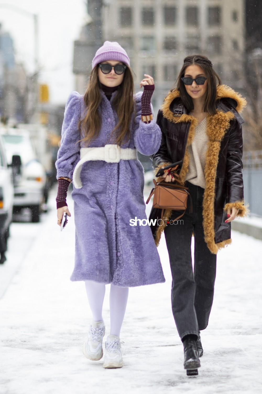Sally LaPointe people Women Fall Winter 2019 2020 New York