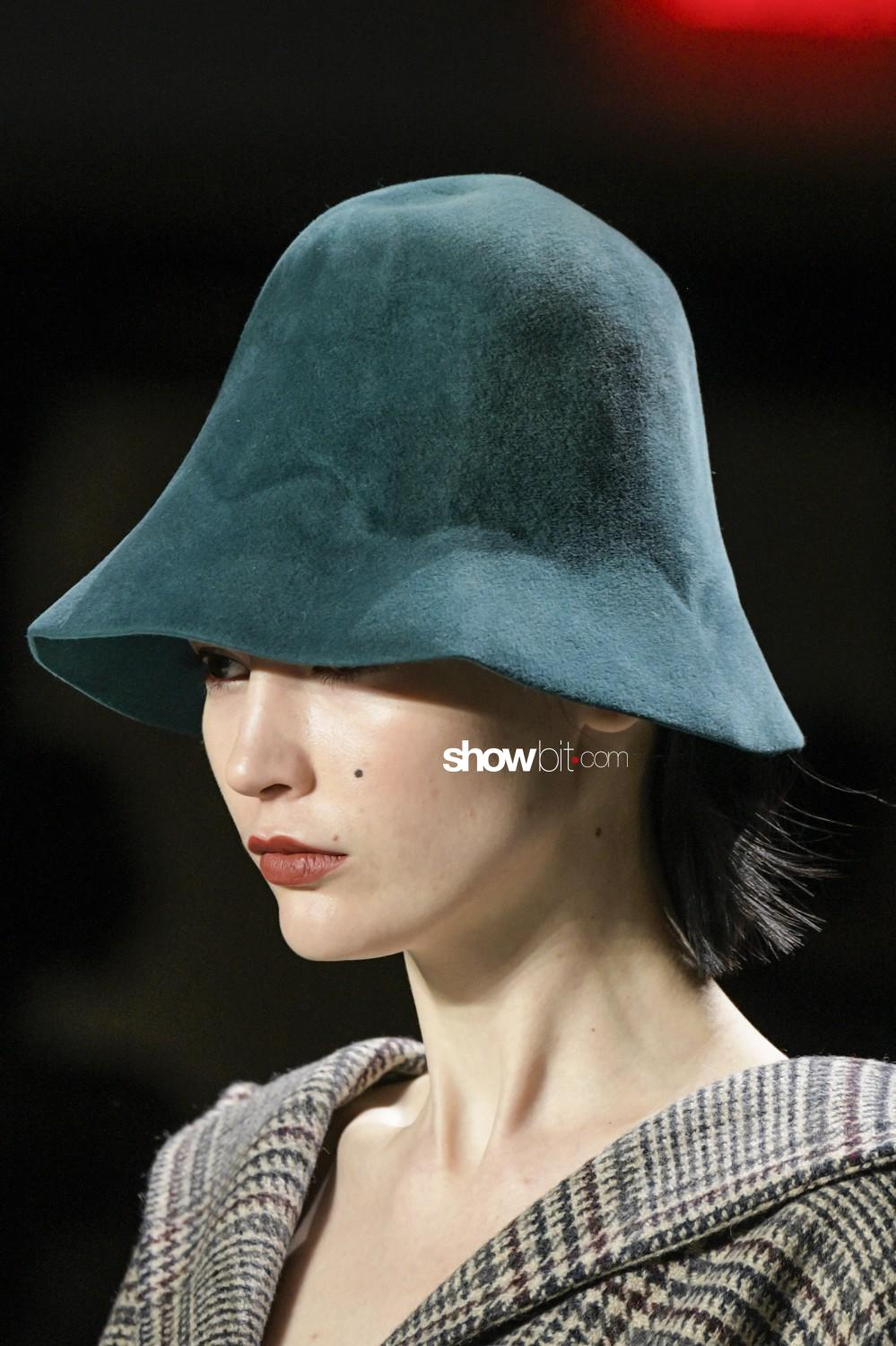 Son Jung Wan close-up Women Fall Winter 2019 2020 New York