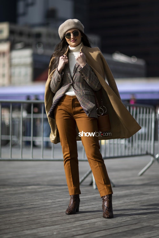 Tory Burch people Women Fall Winter 2019 2020 New York