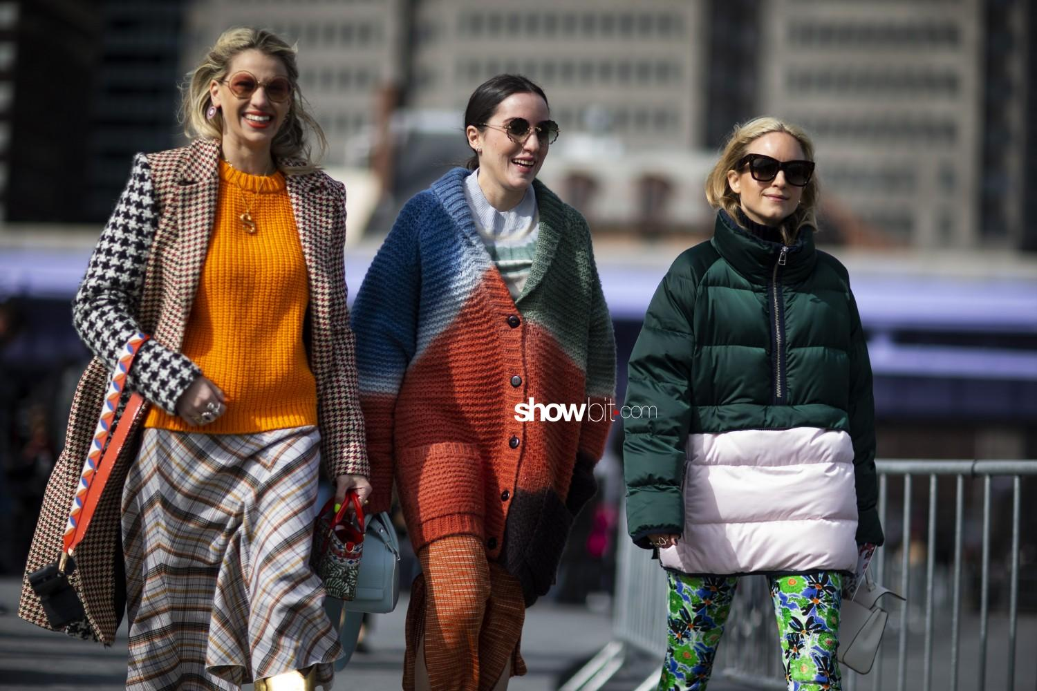 Tory Burch people Women Fall Winter 2019 2020 New York