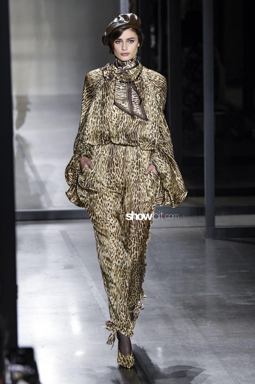 Zimmermann Woman Fall Winter 2019 2020 New York