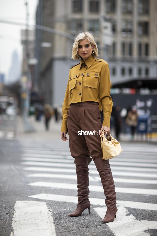 Zimmermann people Women Fall Winter 2019 2020 New York