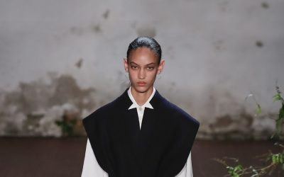 Between the lines of a refined simplicity: Jil Sander
