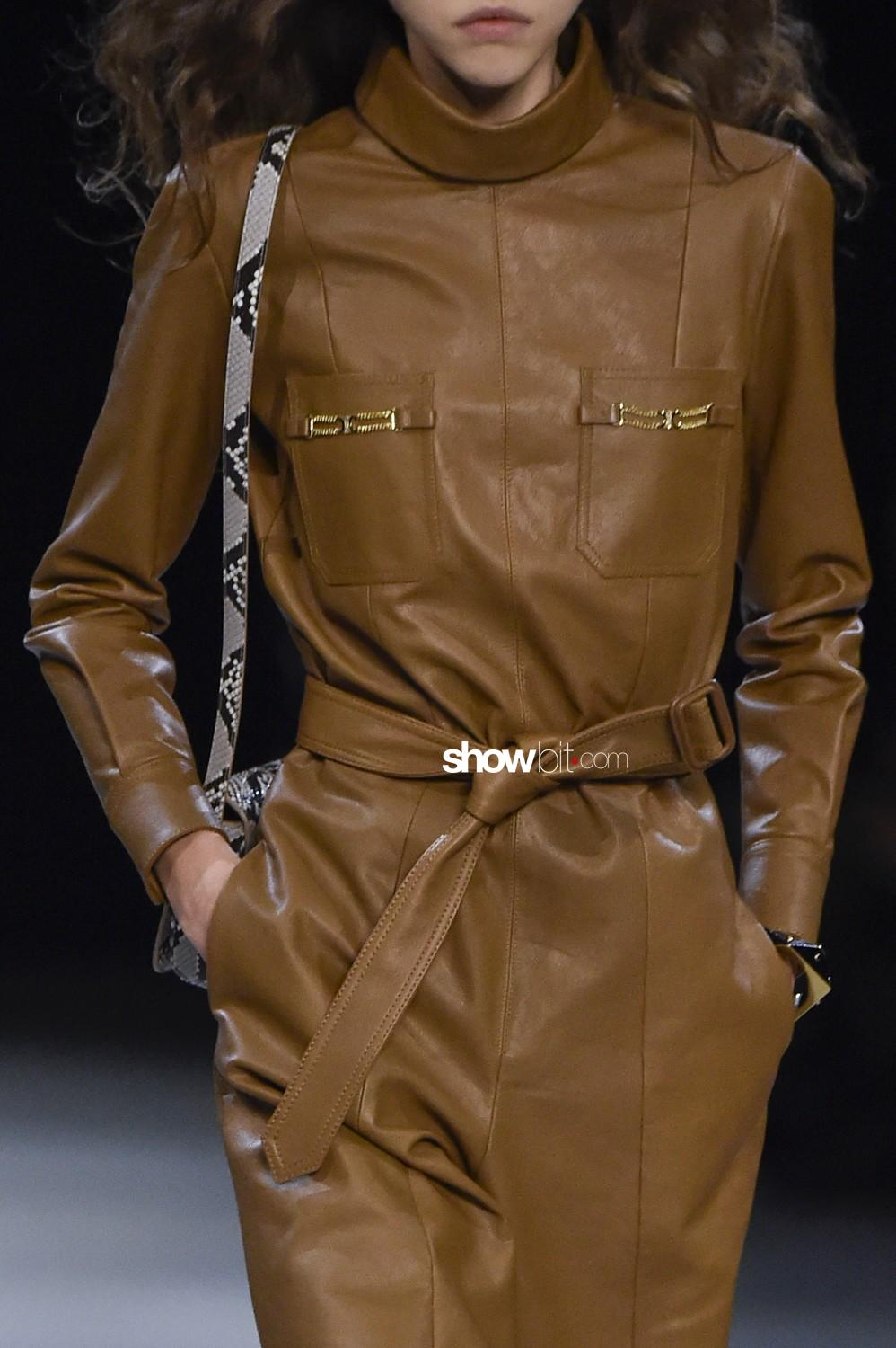 Celine close-up Women Fall Winter 2019 2020 Paris