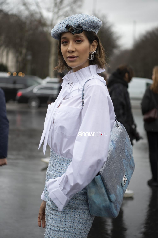 Chanel people Women Fall Winter 2019 2020 Paris