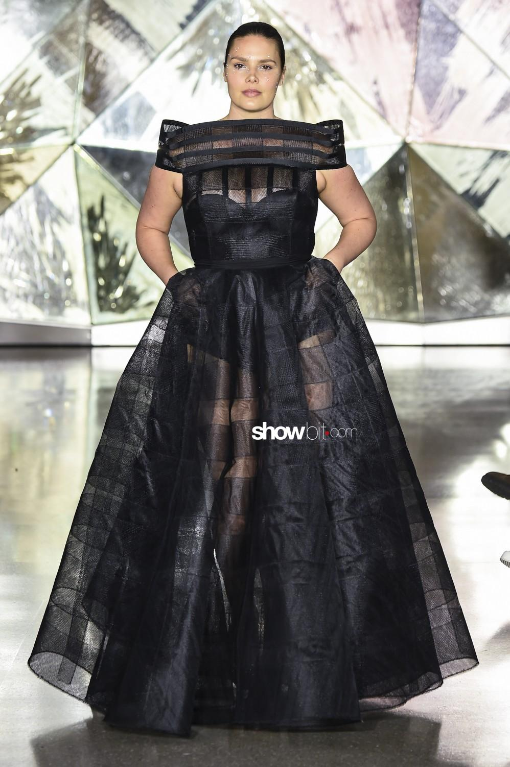 Christian Siriano Women Fall Winter 2019 2020 New York