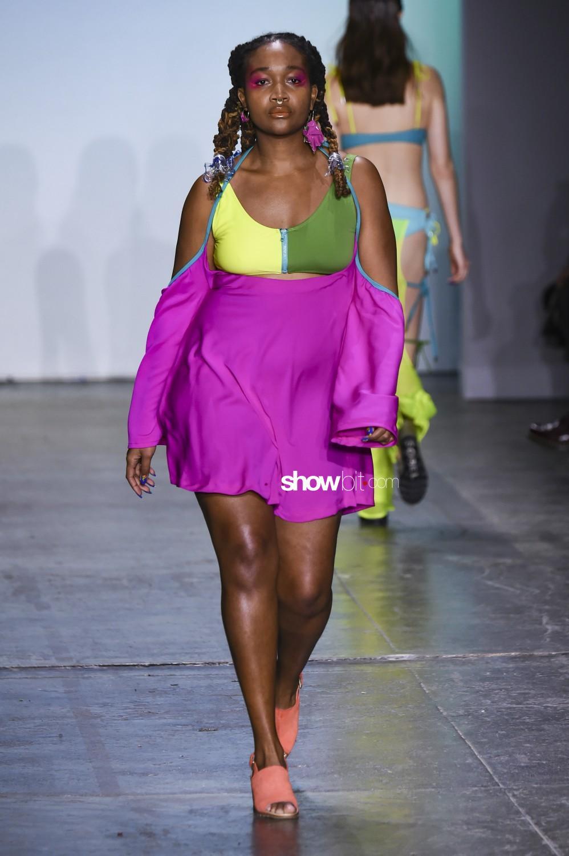 Chromat Women Fall Winter 2019 2020 New York