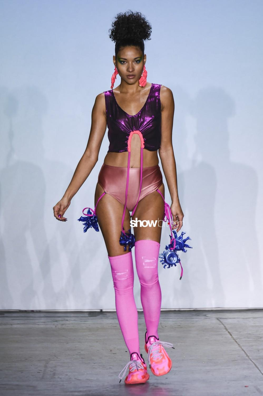Chromat Women Fall Winter 2019 2020 New York