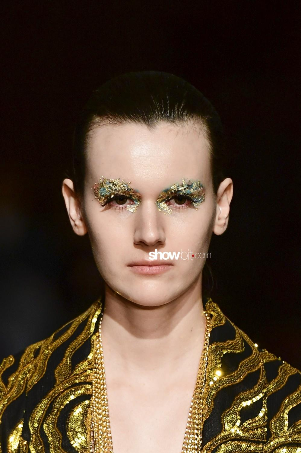 Halpern beauty Woman Fall Winter 2019 2020 London