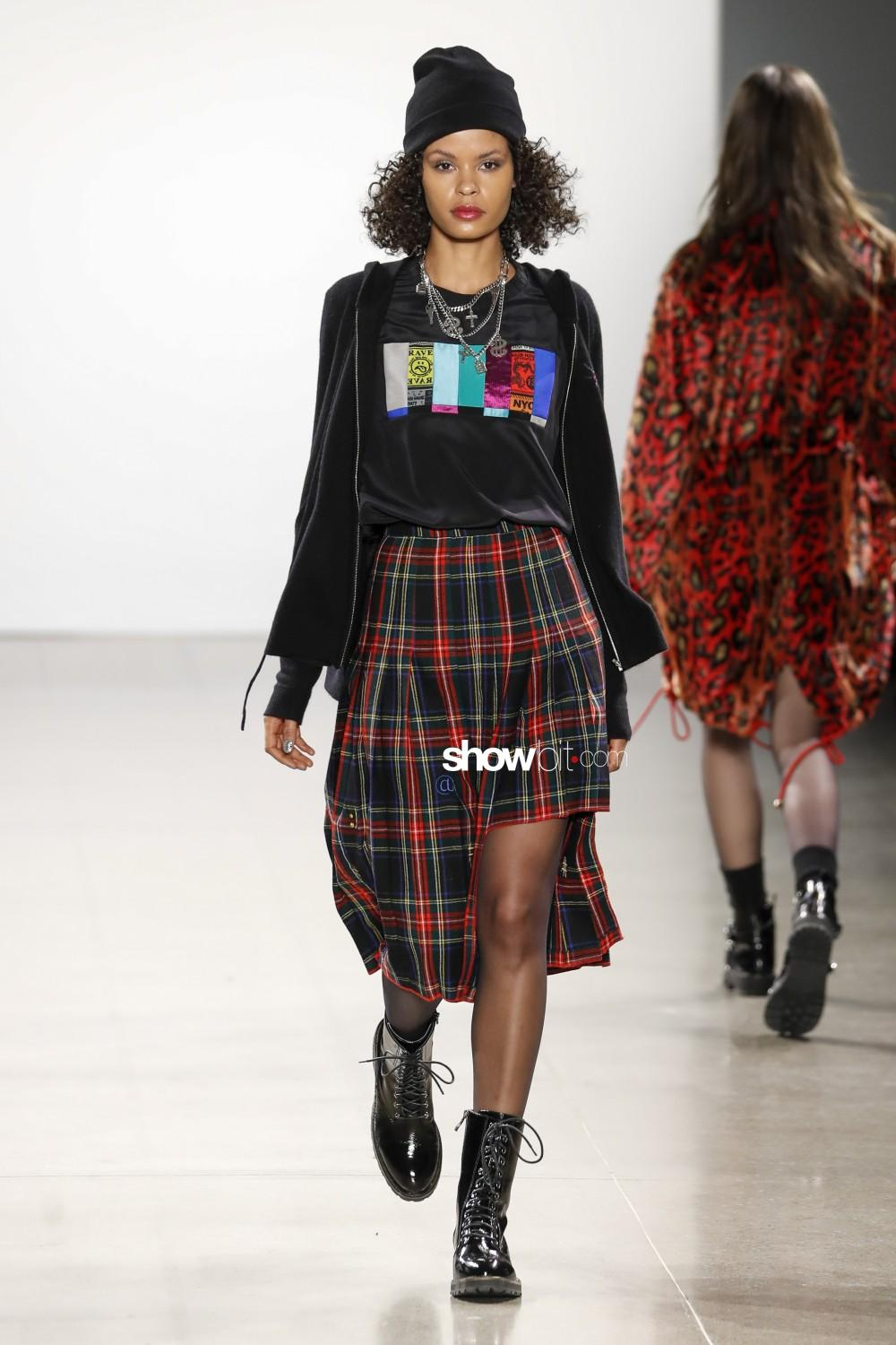 Nicole Miller Women Fall Winter 2019 2020 New York
