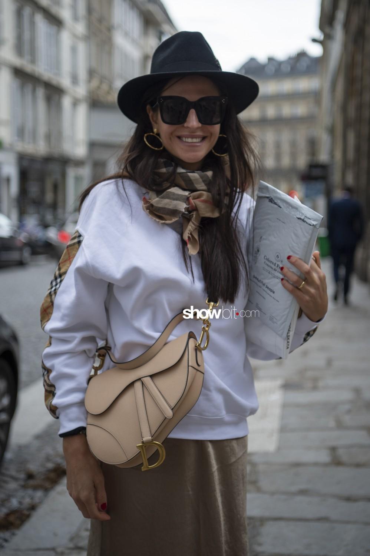 Nobi Talai people Women Fall Winter 2019 2020 Paris