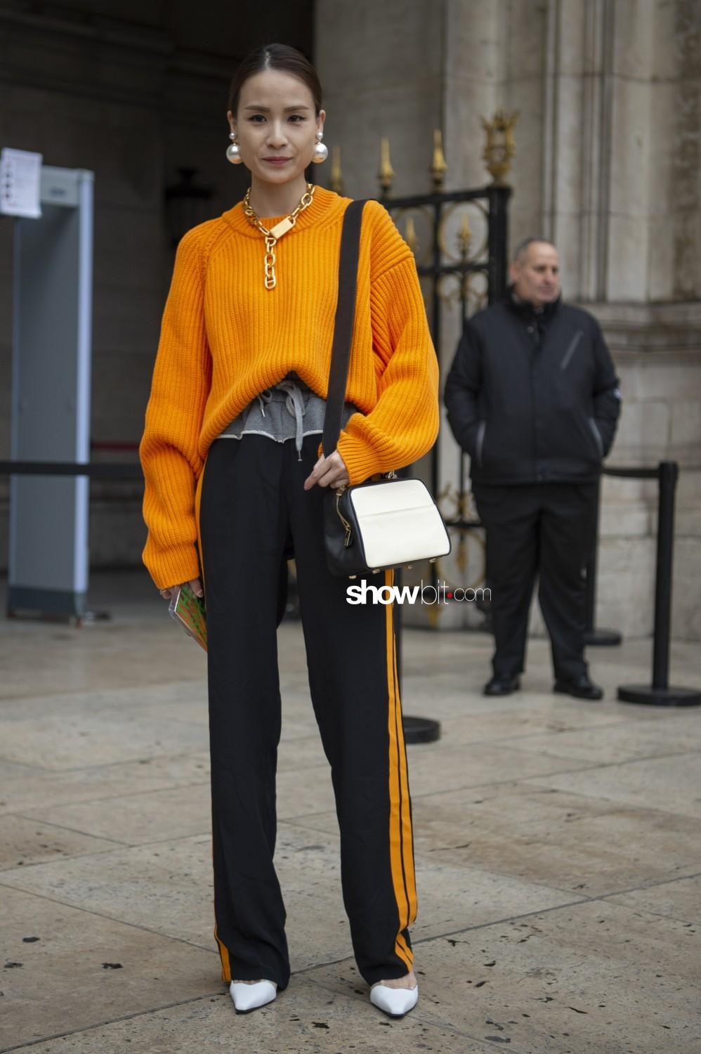 Stella McCartney people Women Fall Winter 2019 2020 Paris