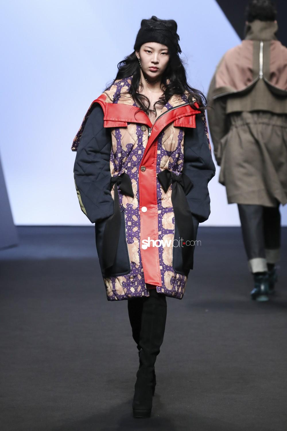 Big Park Women Fall Winter 2019 2020 Seoul